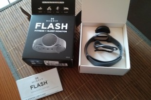test misfit flash traker