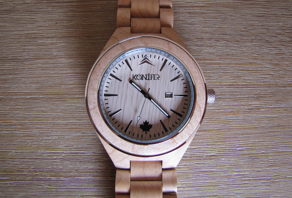 Konifer Watch avis 1