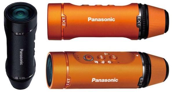 test Caméra HX-A1 Panasonic avis