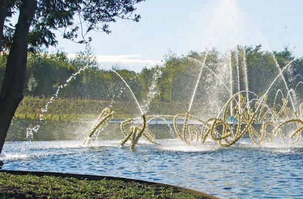 Renaissance du Bosquet du théâtre d'eau du château de Versailles