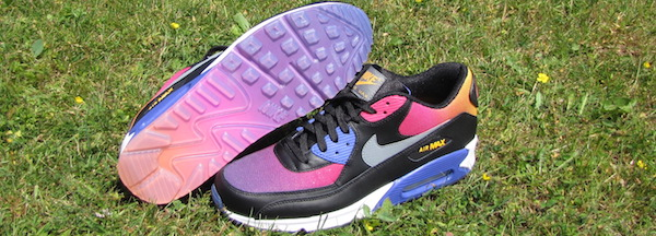 Air max 90 semelle