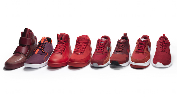 Stan Smith Rouge Foot Locker