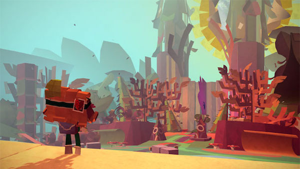 Tearaway Unfolded critique