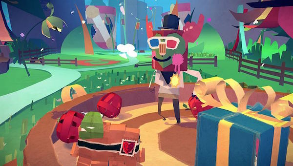 Tearaway Unfolded test