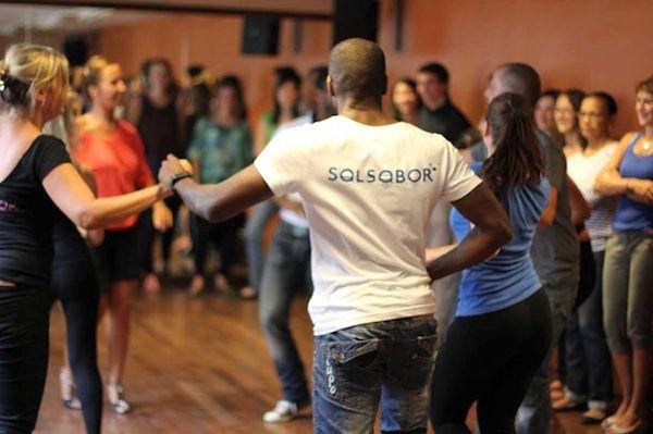 danse salsabor