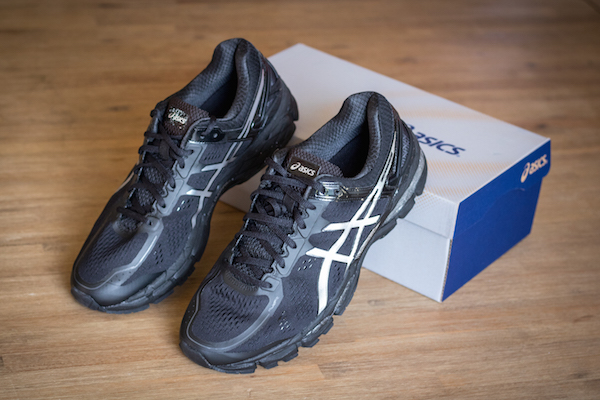 ASICS Gel Kayano 22 test