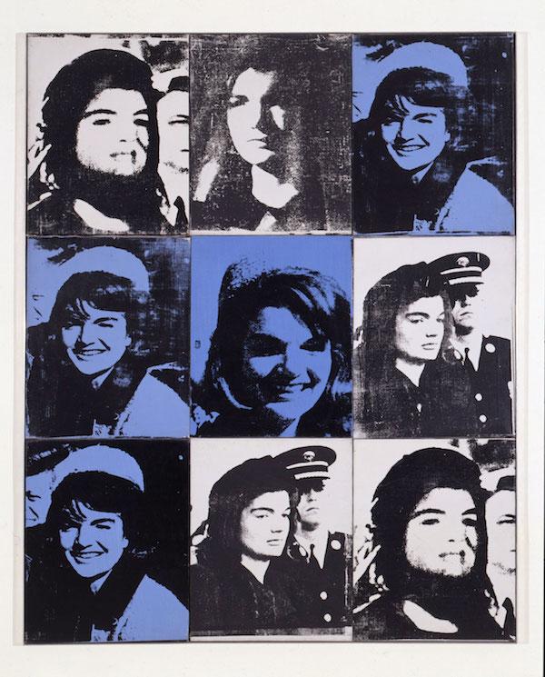 Jackie Kennedy dans tous ses états