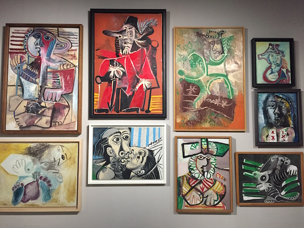 Picasso-Mania-Grand-Palais paris