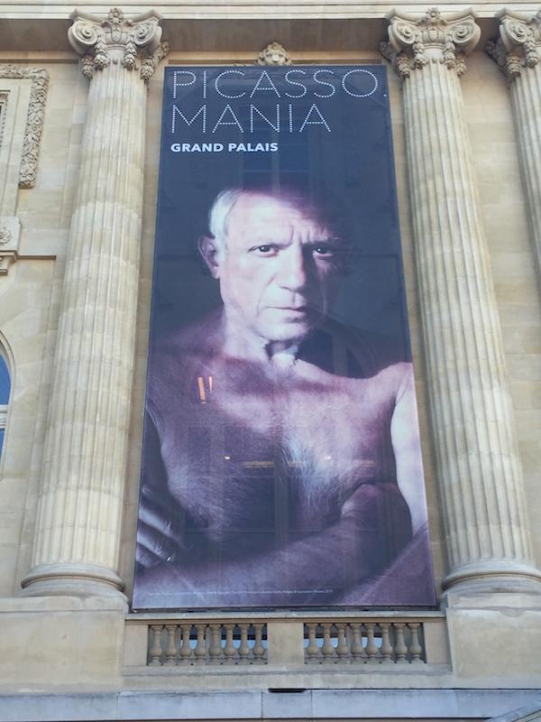 Picasso-Mania-Grand-Palais peintre