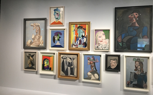 Picasso-Mania-Grand-Palais tableaux