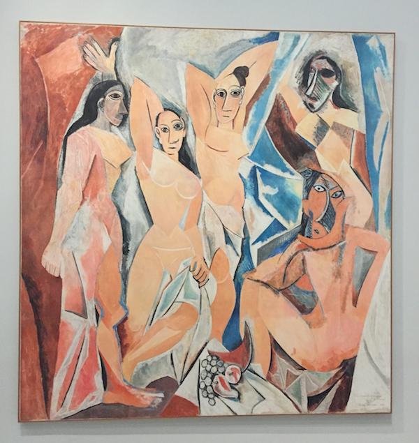 Picasso-Mania-Grand-Palais visite