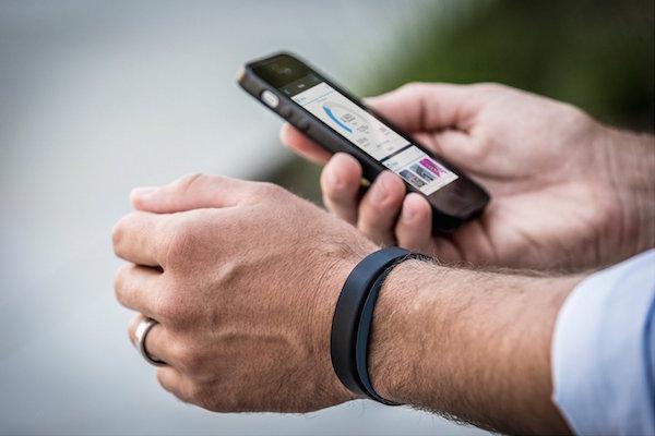 Test du bracelet Garmin VivoSmart