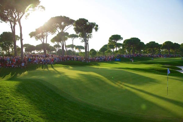 World Golf Cup Amateur Series de Turkish Airlines