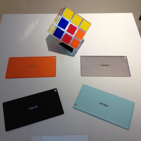 asus presentation produits couleur