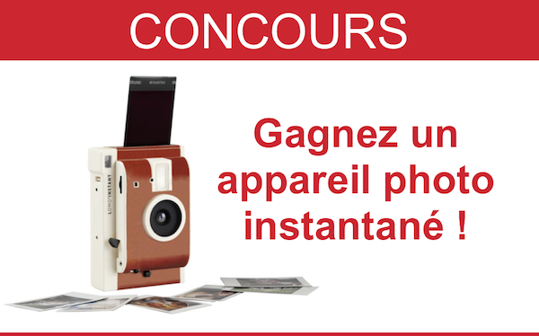 concours gagnez un appareil photo instantan lomo 39 instant. Black Bedroom Furniture Sets. Home Design Ideas