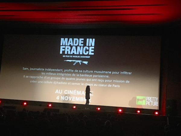 made in france film