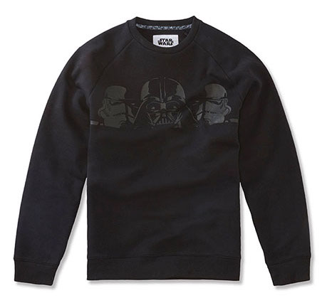 celio sweatshirt star wars coton 35,99€ (2)
