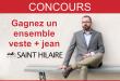 CONCOURS – Gagnez un ensemble Bruno Saint Hilaire (Terminé)