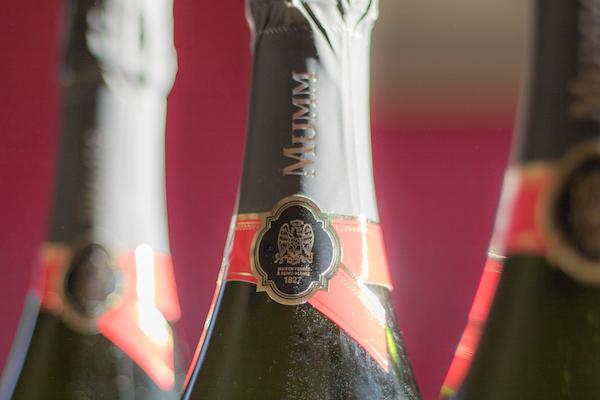 Coffret Mumm Édition limitée 6 ans champagne