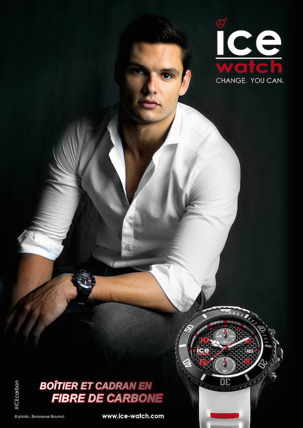 Florent-Manaudou-Ice-watch