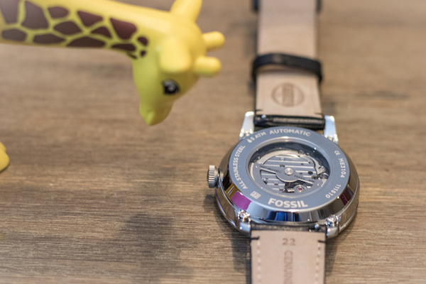 Fossil hiver 2015 blog mode homme montre townsman dos