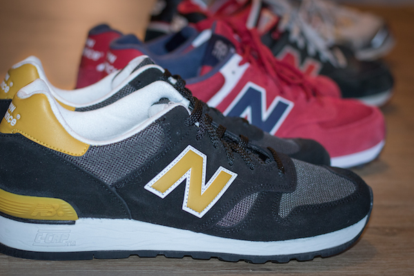 New Balance 670 test blog mode homme