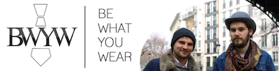 blog mode homme be what you wear