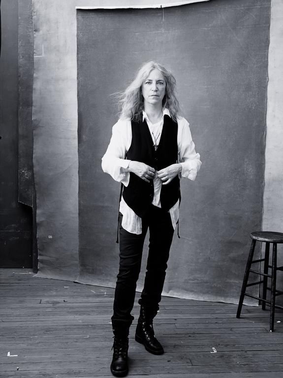 Calendrier Pirelli 2016 Patti Smith