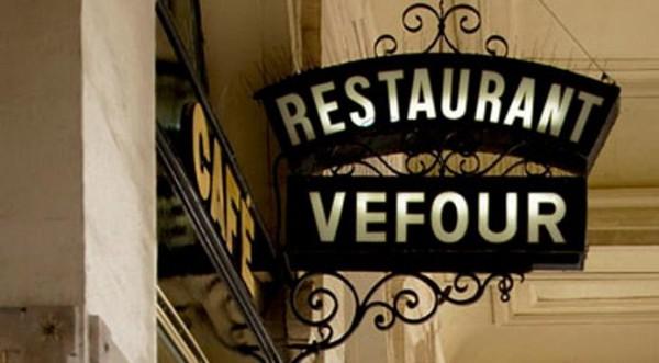 cremant de Savoie au Grand vefour restaurant