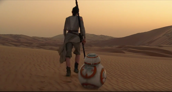 critique STAR WARS 7 le reveil de la force bb8 blog homme