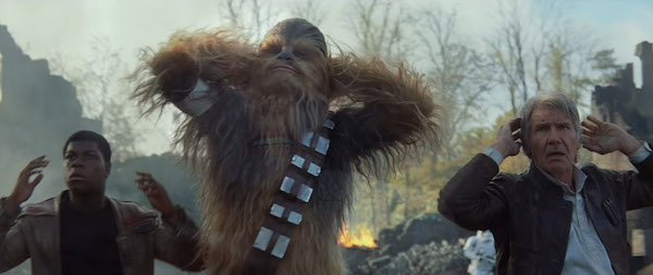 critique STAR WARS 7 le reveil de la force chewie blog homme