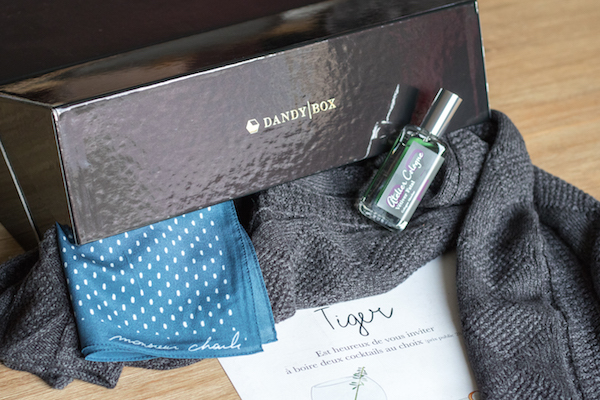 dandy box charming winter blog homme