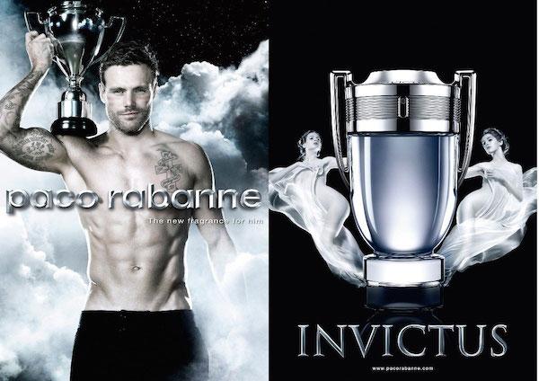 parfum homme invictus paco rabanne