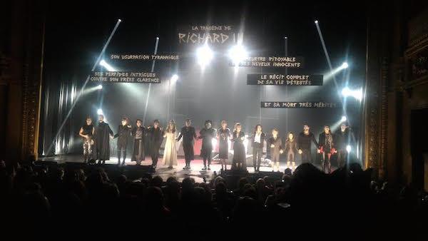 Richard III theatre de l'odéon avis