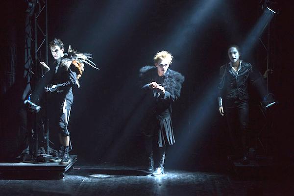 Richard III theatre de l'odéon critique avis noir