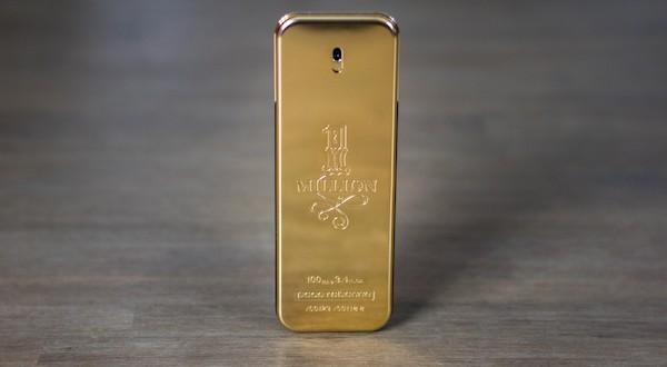 avis one million parfum