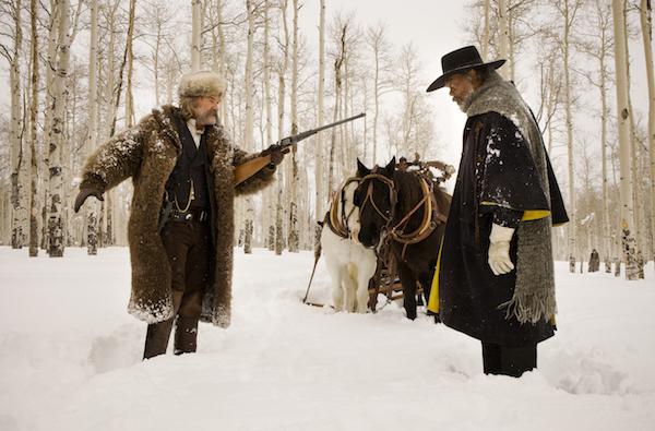 critique les 8 salopards film tarantino neige