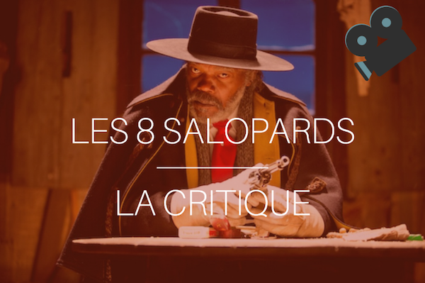 critique les 8 salopards film tarantino