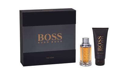 idée cadeau homme saint valentin coffret hugo boss the scent