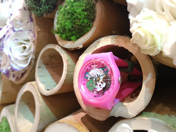 montre swatch collection printemps été 2016 Flowerful-collection Floralia