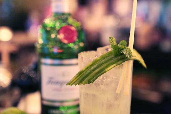 Spicy Home Paris bar à cocktails fusion