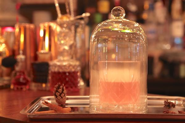 Spicy Home Paris bar à cocktails miwologie