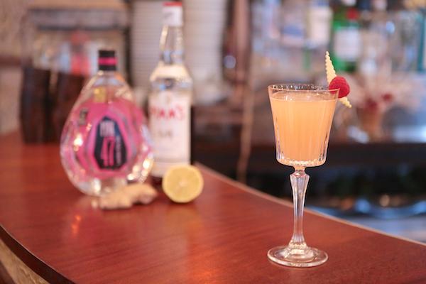 Spicy Home Paris bar à cocktails mix