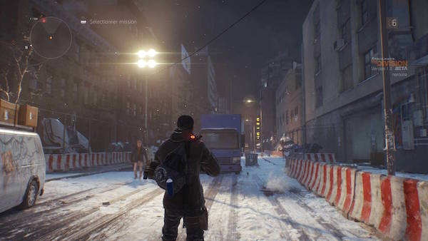 Tom Clancys The Division avis beta critique