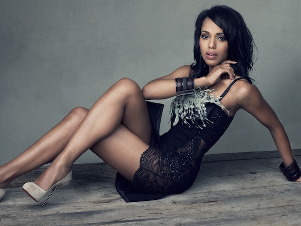 actrice serie sexy kerry washington scandal