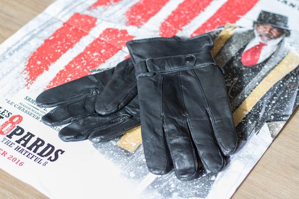 bandit box les 8 salopards avis gants