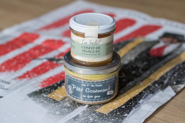 bandit box les 8 salopards avis pate foie gras