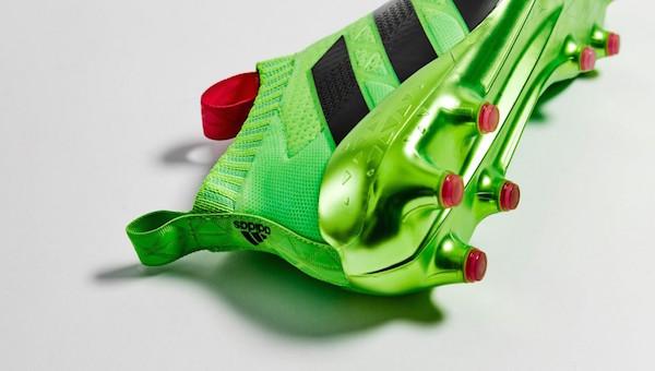 chaussure de foot sans lacet Adidas ACE 16+ PURECONTROL crampon