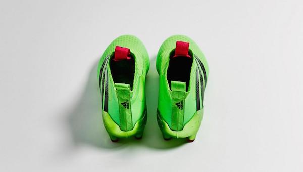chaussure de foot sans lacet Adidas ACE 16+ PURECONTROL foot