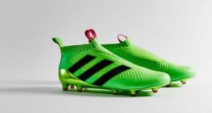 chaussure de foot sans lacet Adidas ACE 16+ PURECONTROL style